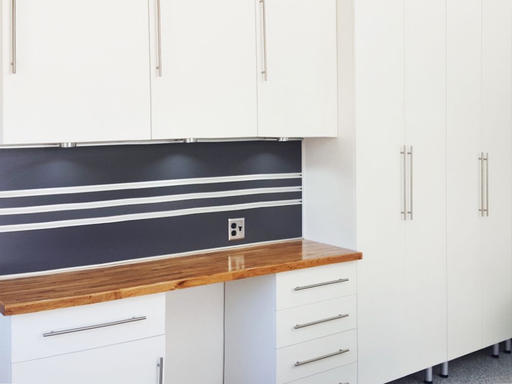 white-cabinets-wood-countertop-Salt Lake